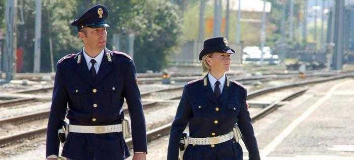 312 identificati in 40 stazioni: è il bilancio  della Polizia Ferroviaria in Abruzzo, Marche ed Umbria. Ad Avezzano fermato un uomo che si aggirava con un coltello