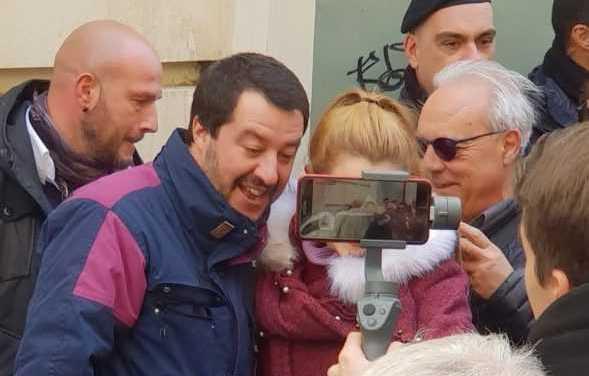 QUANDO UN SELFIE PUO' RUBARTI L'ANIMA… DI ERNESTO ALBANELLO