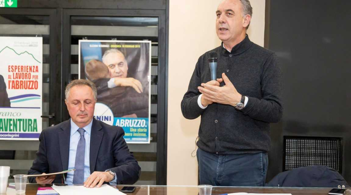 REGIONALI, PROSEGUE LA CAMPAGNA ELETTORALE DI FRANCO DI BONAVENTURA: APPLICO LA POLITICA DEI 5 SENSI