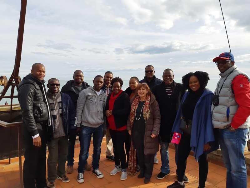 IZS, DELEGATI DI 5 PAESI AFRICANI A TERAMO  PER FORMARSI SUL SISTEMA INFORMATIVO