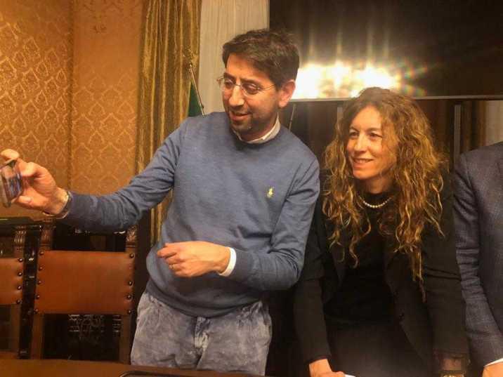 Ministro Stefani A Teramo Foto 9
