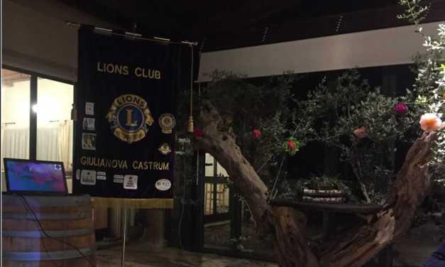 Lions Club Giulianova Castrum, Celebrata la Festa della Primavera