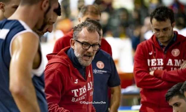 Basket B, il derby va al Giulianova: l'Adriatica Press Teramo mai in partita