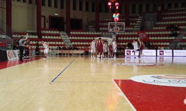 Basket, sorride solo l'Adriatica Press Teramo: cadono Roseto e Campli