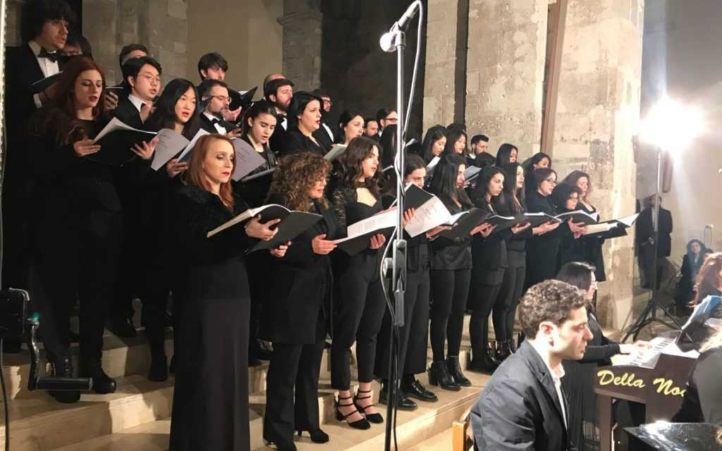 """Conservatorio """"Braga"""", tutto pronto per il concerto di Pasqua nel Duomo di Teramo"""