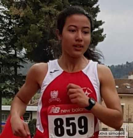 Atletica Gran Sasso, esordio eccellente di Lapaiti e Arafi nei campionati regionali di corsa