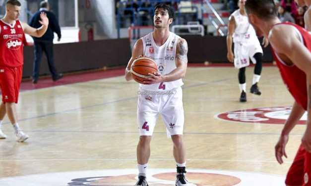 Basket B,  Teramo fa suo il derby contro Campli (74-66)