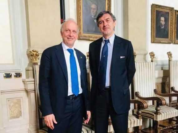 Ricostruzione, Marsilio incontra Ministro Bussetti: novità su edilizia scolastica e personale uffici