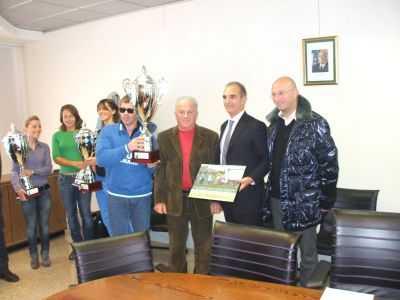 foto premiazione regione