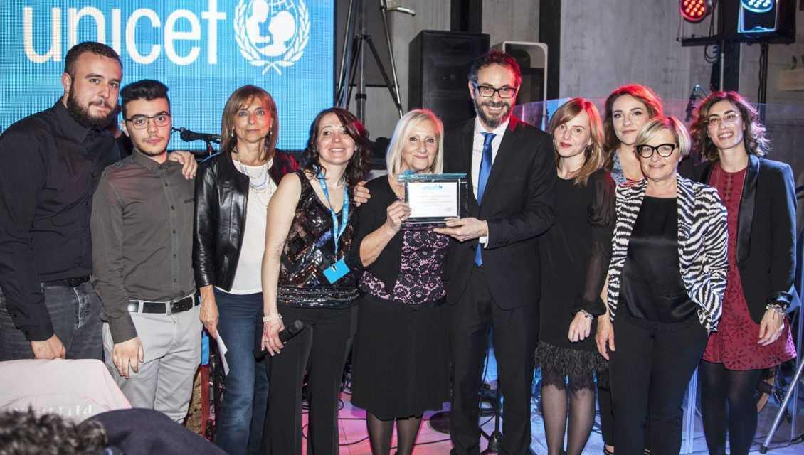 """Teramo, grande successo per la """"Festa di Primavera"""" dell'Unicef"""