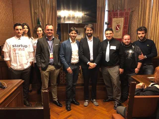 Startup Grind, la comunità globale per startups e imprenditori a Teramo con Vincenzo Di Nicola