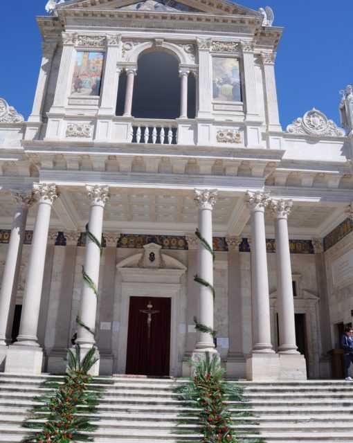 Isola del Gran Sasso, le Festività pasquali al santuario di San Gabriele