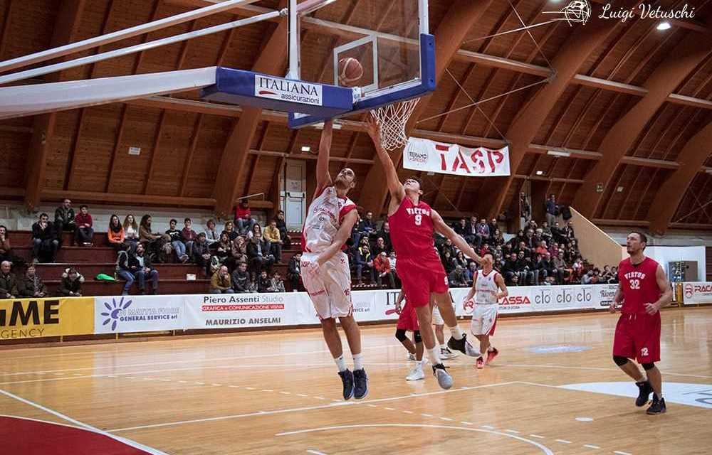 C Silver, prende il via la post season della Teramo a Spicchi impegnata sabato contro l'Orvieto Basket