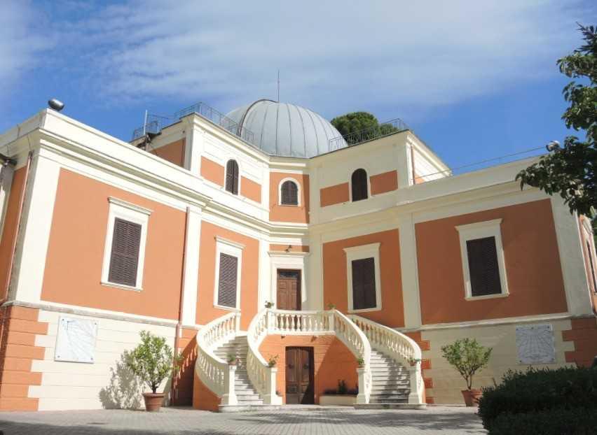 Teramo, porte aperte all'Osservatorio Astronomico d'Abruzzo