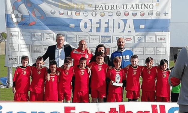 Trionfa la scuola calcio Valtordino al Picenup Football di Offida