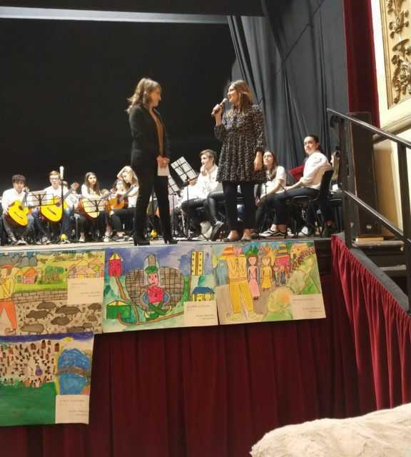 """L'Ic Atri partecipa alla settimana della musica MIUR con l'evento """"Musica, Mitologia e tradizioni del territorio"""""""