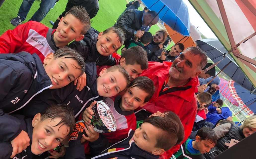 """1° Torneo """"Città de L'Aquila"""", nuovo trionfo della scuola calcio Valtordino"""