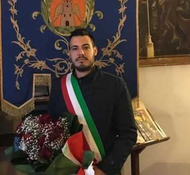 Castiglione Messer Raimondo, Vincenzo D'Ercole il Sindaco più giovane