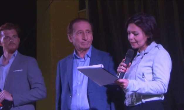 VIDEO | Roseto, fiaccolata nel ricordo del giudice Falcone