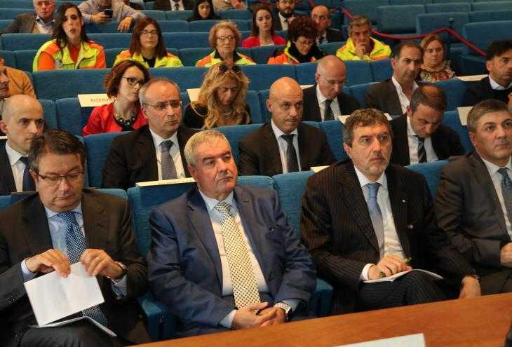 VIDEO |  Protezione Civivile, Marsilio: creare sinergie tra istituzioni e imprese