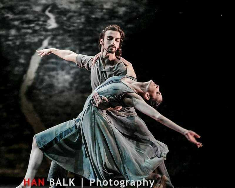 Teramano talento della danza scelto dalla prestigiosa Compagnia Introdans: un altro figlio illustre aprutino