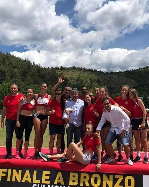 L'Atletica Gran Sasso qualifica uomini e donne alle finali nazionali del 15-16-giugno