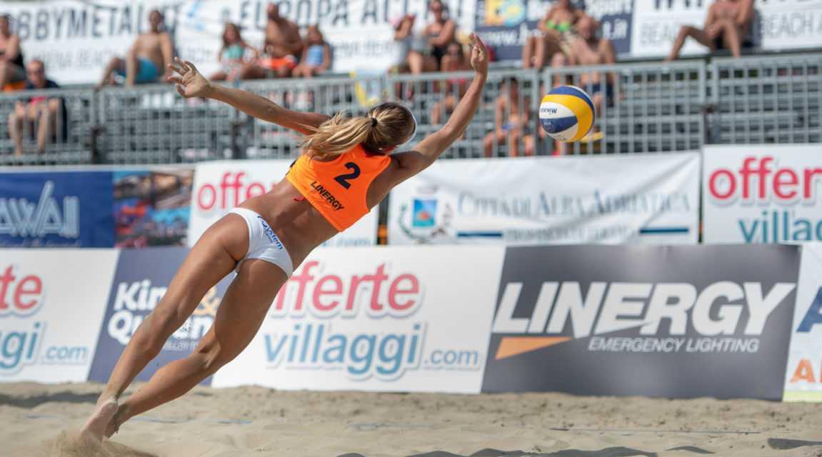 Beach Volley, ecco l'elenco ufficiale partecipanti al World Tour 1 Star di Alba Adriatica