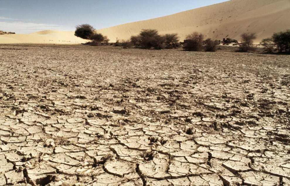 Il Sud Italia rischia la desertificazione, dalla Sicilia il pericolo arriva fino alle Marche