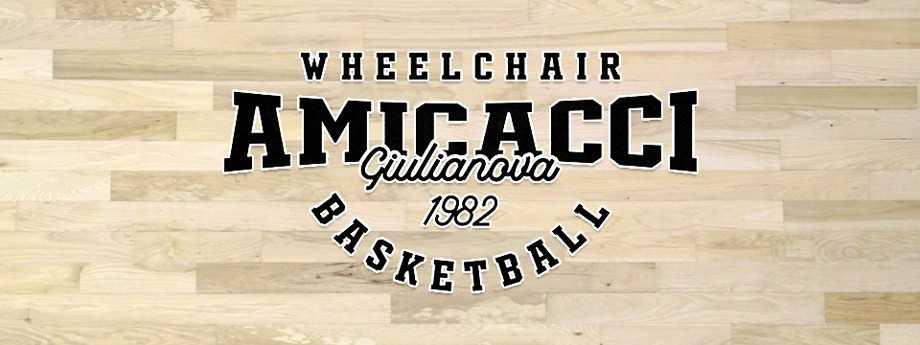 Basket in carrozzina, nuova stagione alle porte per l'Amicacci Giulianova