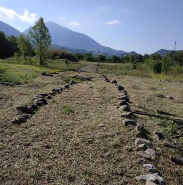 Campli, a Campovalano rinasce la via sacra dei Pretuzi
