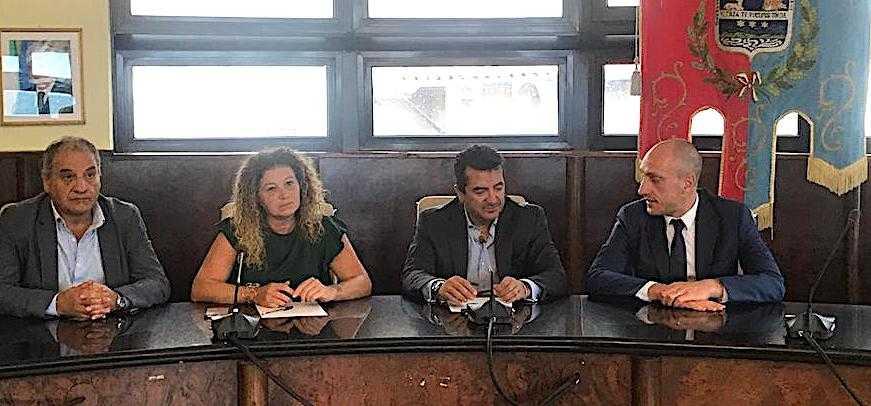 """Teramo Calcio, domenica raduno. Intanto l'amministrazione di Celano riceve il presidente Iachini per il """"benvenuti"""""""