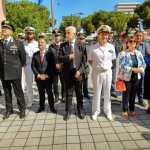 FOTO | Capitanerie di Porto,  celebrati i 154 anni del Corpo e i 30 anni della Guardia Costiera