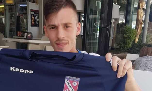 Calcio a 5, arriva il secondo rinforzo della ASD Lisciani: firma il ventunenne laterale Luca Marcone