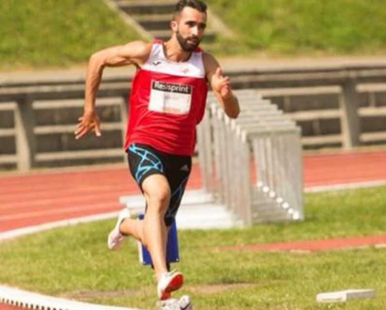 Atletica Gran Sasso, Riccardo Farroni vola sui 200 a La Chaux de Fond