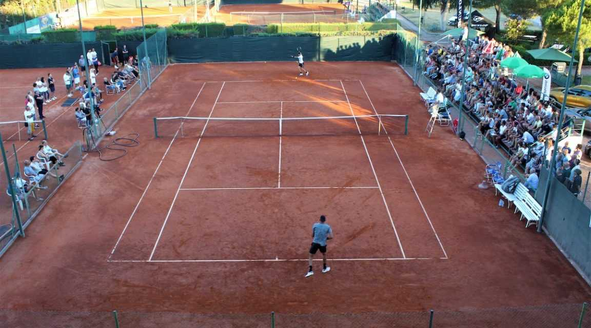 Roseto, Gianluca Di Nicola trionfa al torneo nazionale Open Cascioli