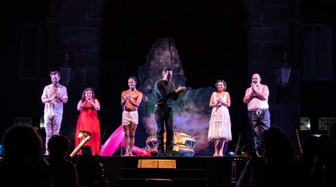 Giulianova, successo per l'Accademia Acquaviva al Napoli Teatro Festival