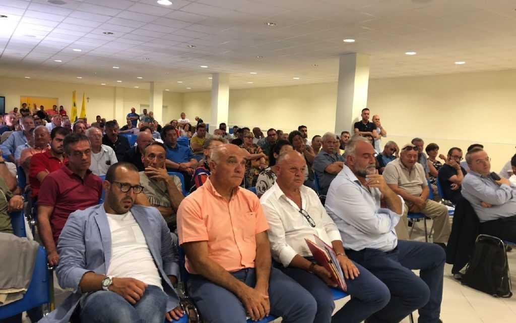 FOTO | Teramo, summit sulla zootecnica abruzzese con 200 allevatori presenti