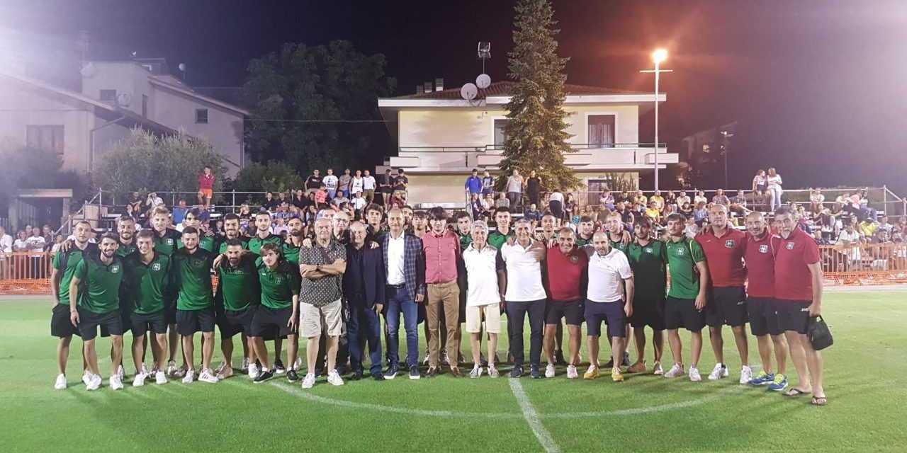 Castelnuovo Vomano Calcio, al via la preparazione precampionato: ultimi acquisti