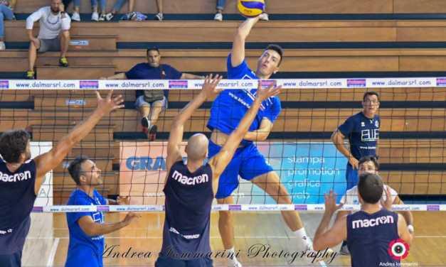 Volley, amichevole preziosa per Pineto che esce sconfitta contro Ortona