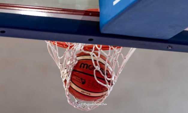 Teramo Basket, definito calendario amichevoli del precampionato