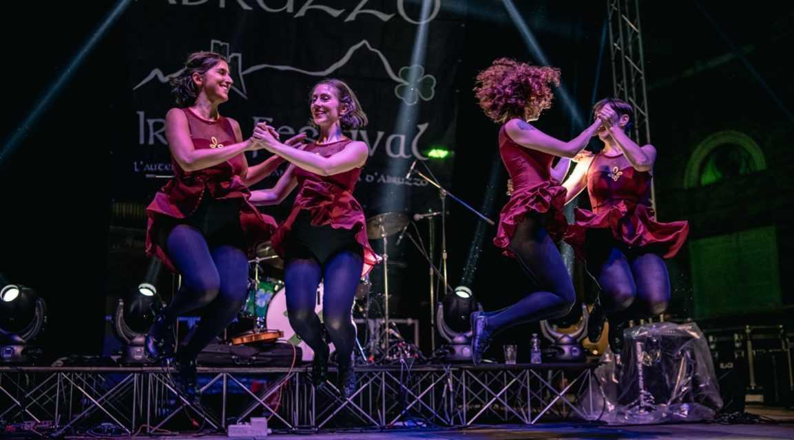 FOTO | Notaresco, cresce e diventa sempre più internazionale l'Abruzzo Irish Festival