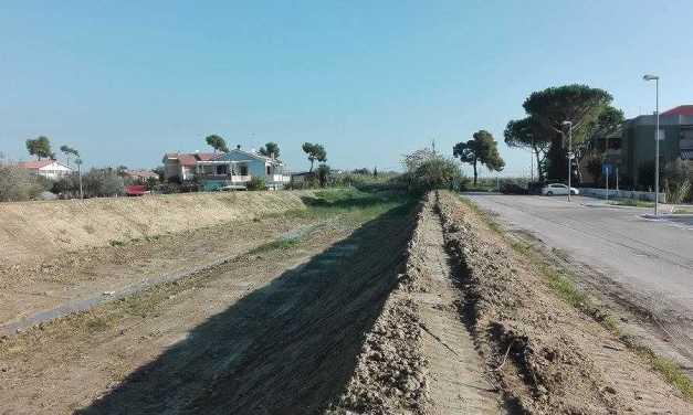 Roseto, l'appello dell'assessore Petrini alla Provincia per la pulizia del torrente Borsacchio
