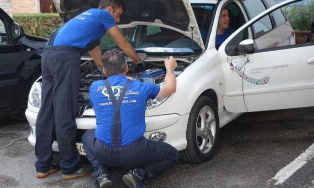 IZS dell'Abruzzo e del Molise e la sostenibilità ambientale, ridotte le emissioni inquinanti su tre autovetture aziendali
