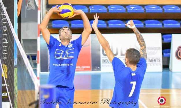 Volley, esordio vincente per la Blueitaly Pineto contro Turi