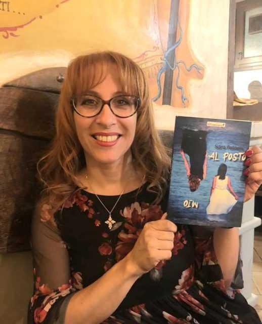 """Martinsicuro, venerdì la presentazione di """"Al Posto Mio"""": il nuovo libro dell'autrice giuliese Sara Palladini"""