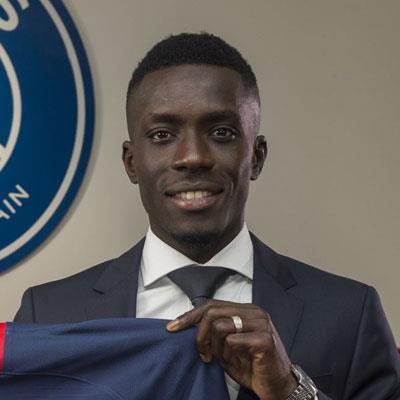 جيرمان يعلن التعاقد مع السنغالي إدريسا جاي