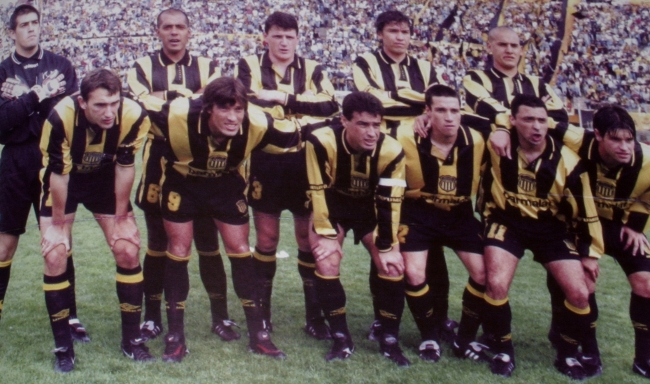 Image result for campeonato uruguayo 1997