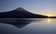 世界遺産登録間近! まさに日本最高峰のパワースポット・富士山