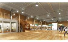 食とアートが融合した複合施設「FOODARTS STUDIO KACHIDOKI (フーダーズ スタジオ 勝どき)」