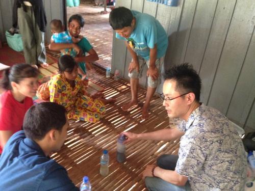 スピリチュアル体験を通して始めたカンボジア支援活動PART.18